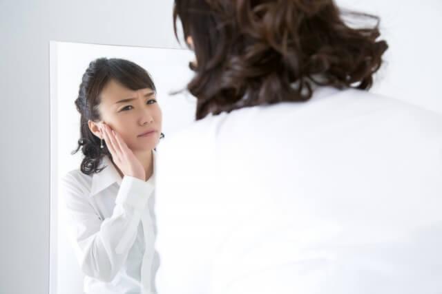 妊娠中 肝斑